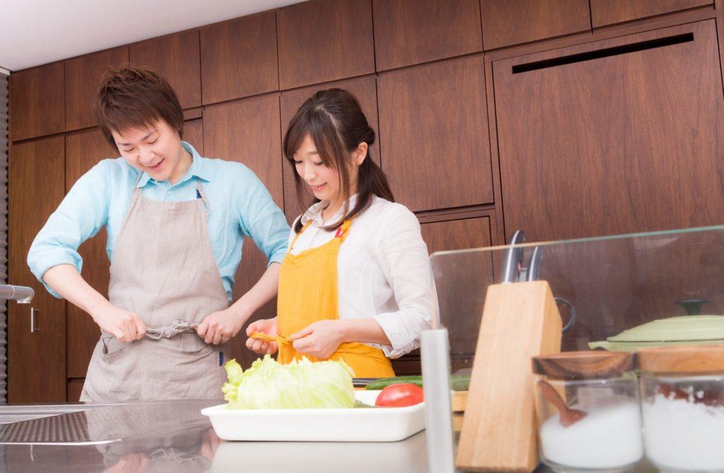自宅での料理道具としても使える