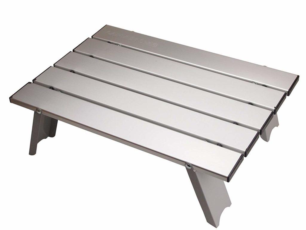キャプテンスタッグ アルミ ロールテーブル