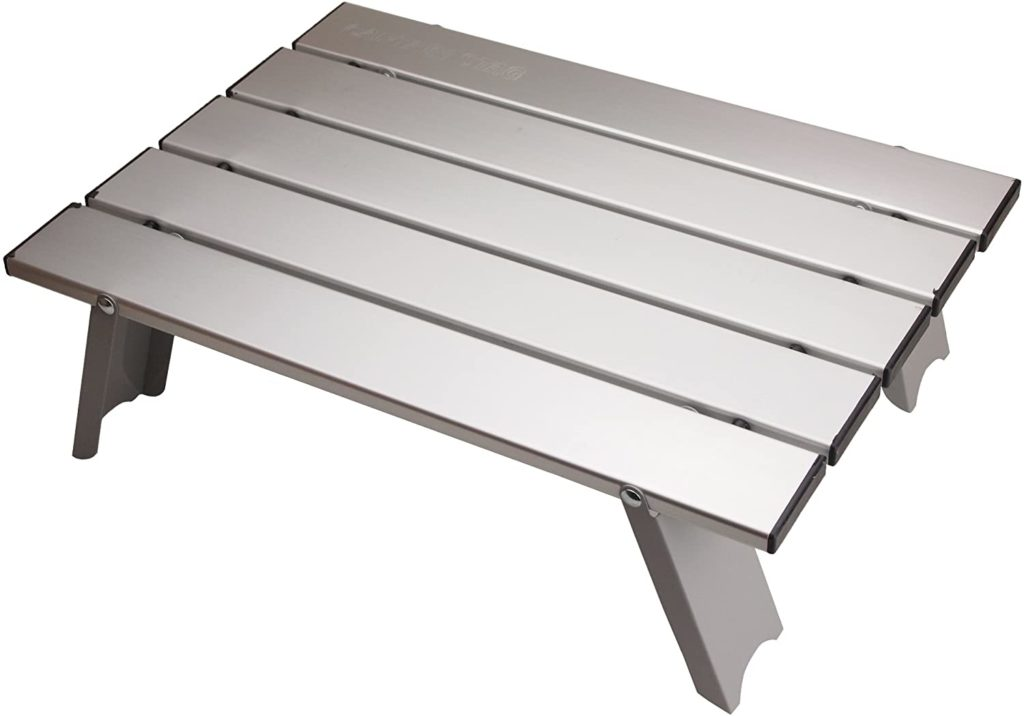 アルミロールテーブルの全体図