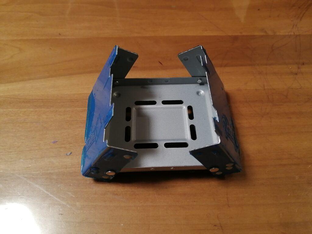 エスビットと同サイズの固形燃料ストーブをレビュー(開封)